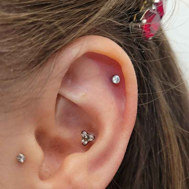 p ... comme piercing(s) - 1