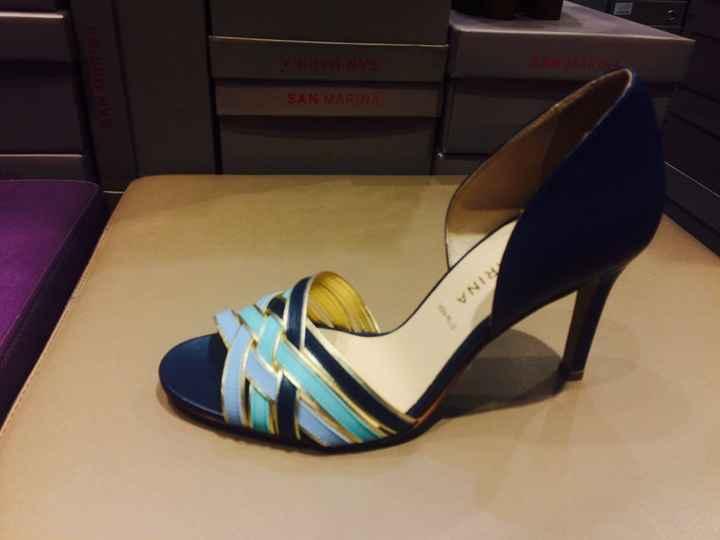 1 er essayage de chaussure - 2
