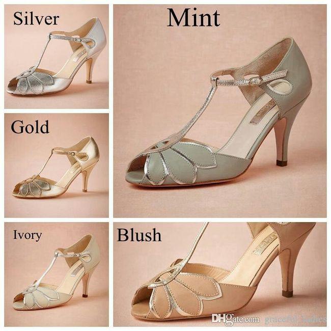 Chaussures rachel simpson - mimosa - 1