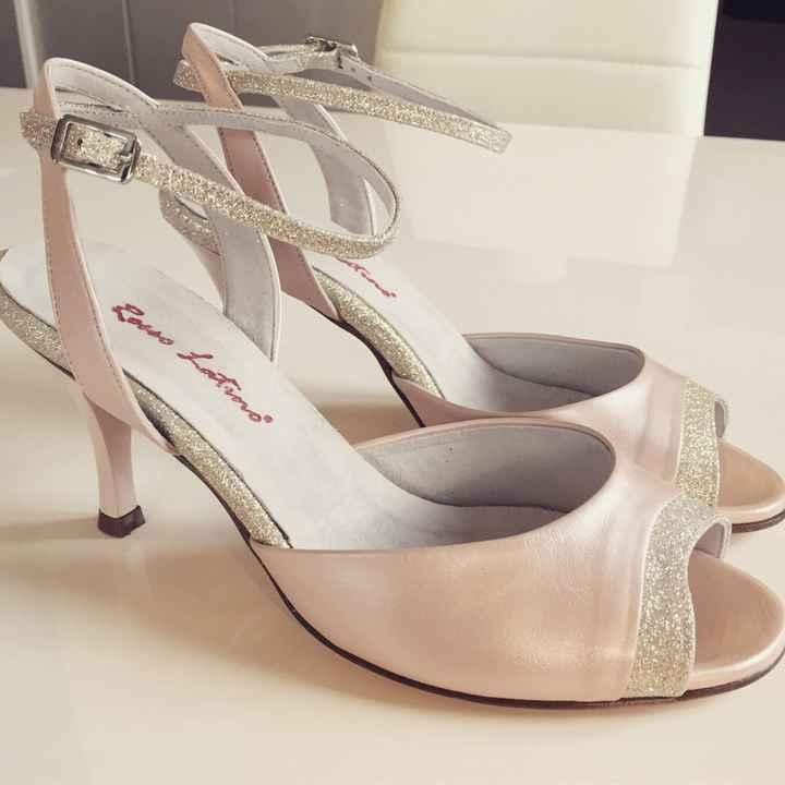 Chaussures colorées pour le mariage - 1