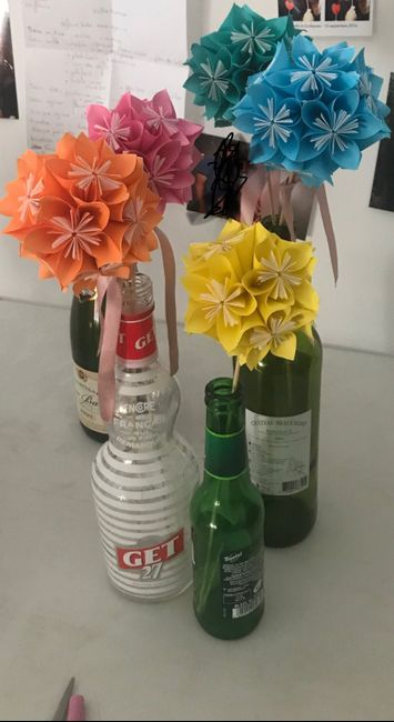 Diy fleur en papier - 1