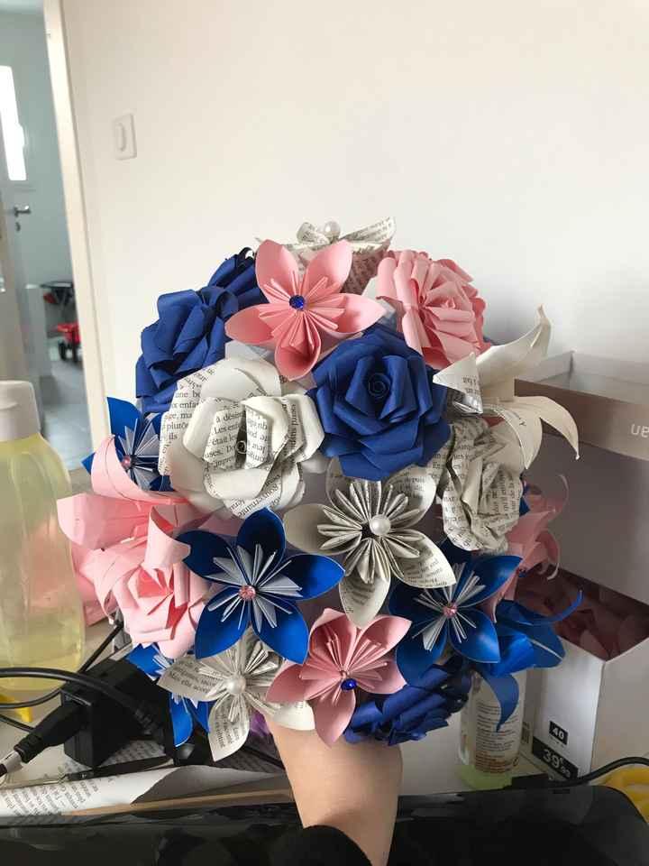 Fleur papier origami - 1