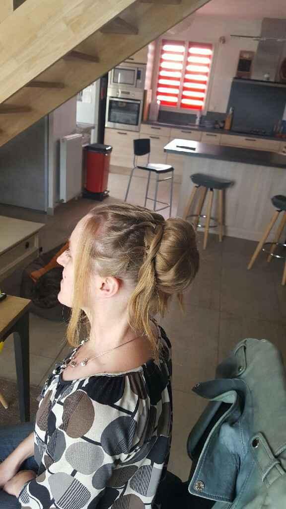 Essaie coiffure - 6