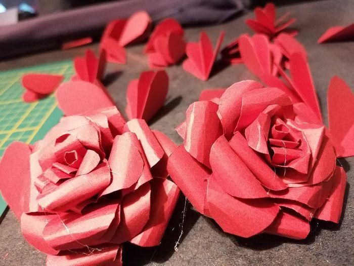 Rideau de 'fleurs' 3