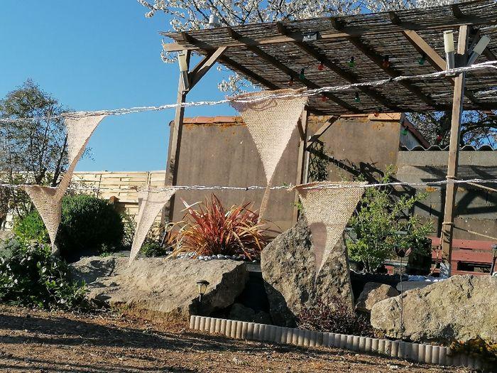 Guirlandes Fanions Faites Maison 1