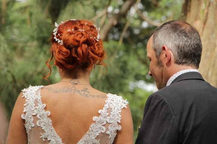 Êtes-vous une mariée tatouée? - 1