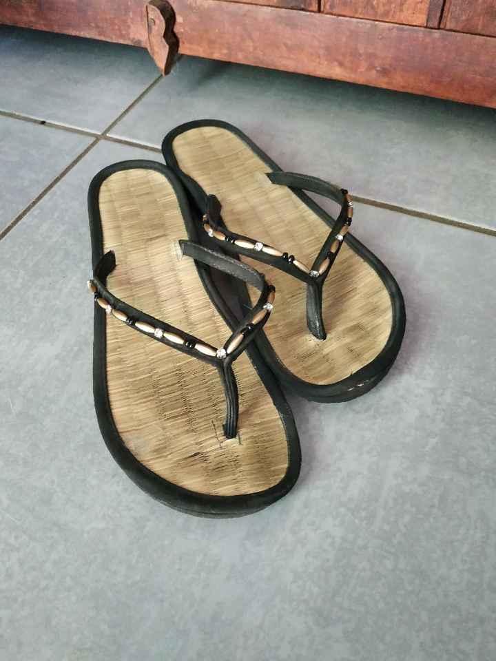 Folie chaussure - 1