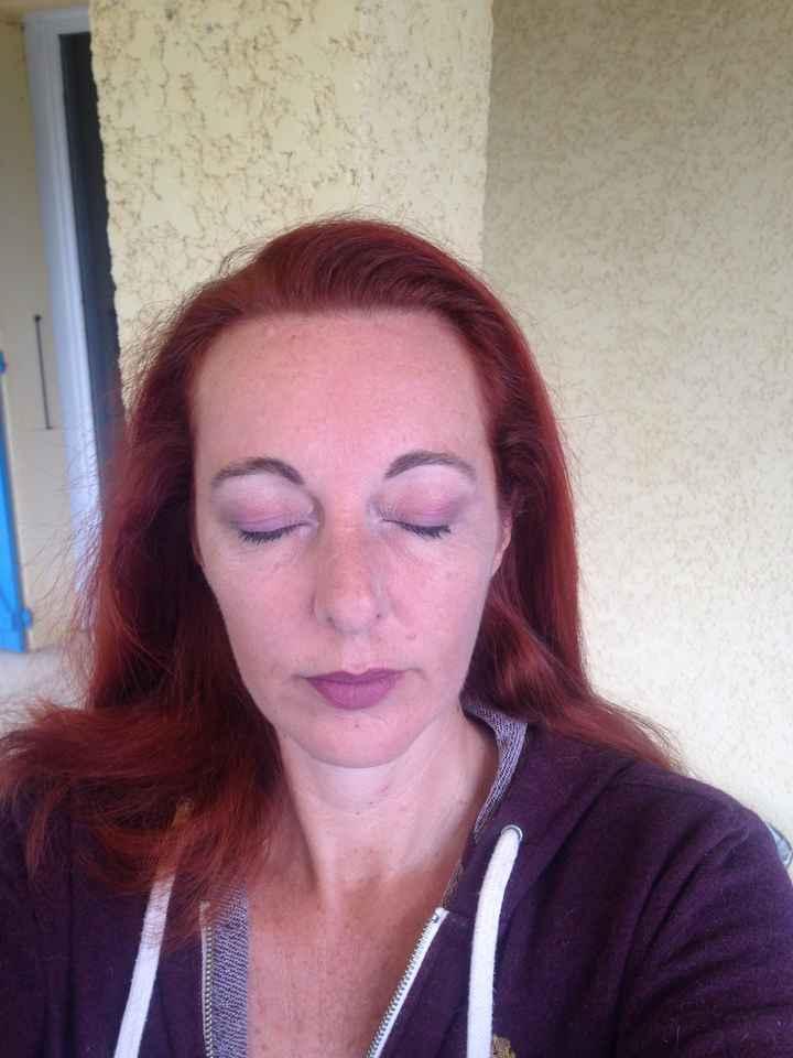 Essai make up - 2