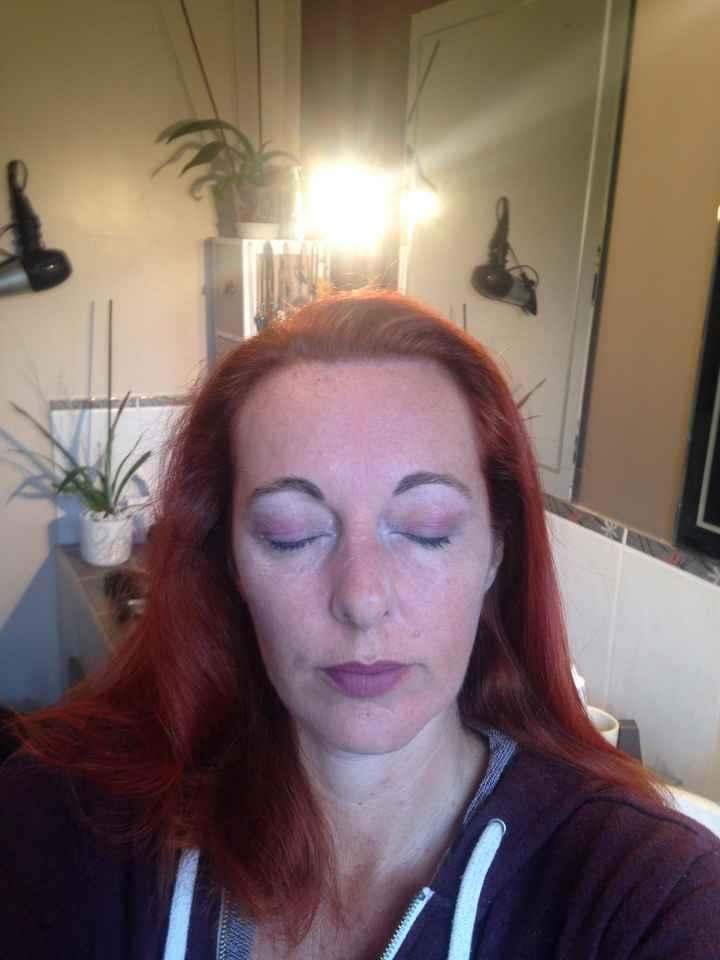 Essai make up - 3