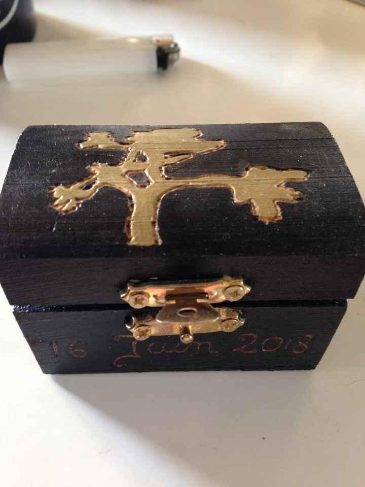 Boîtes à alliances - 2