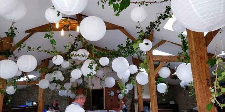 Notre plafond végétal, le retour