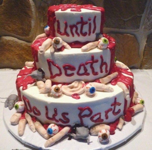Les pires gâteaux de mariage - Em-mi 1