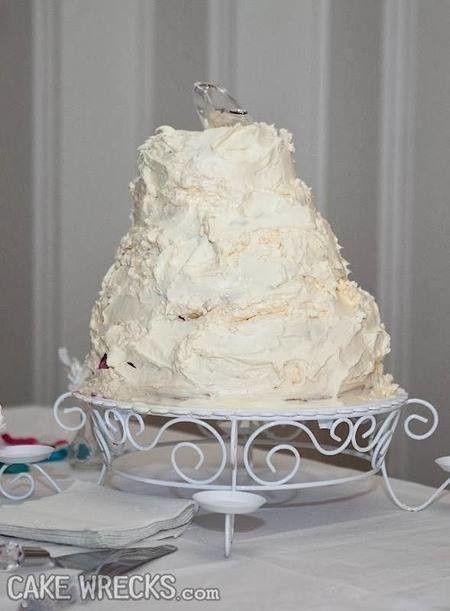 Les pires gâteaux de mariage - Em-mi 10