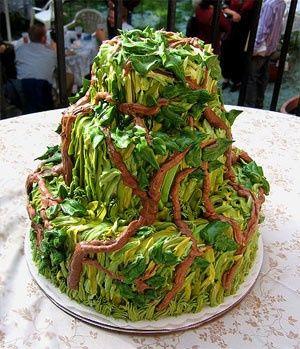 Les pires gâteaux de mariage - Em-mi 12