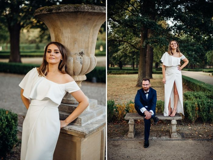4 mariages pour 1 lune de miel.net - la robe. 2