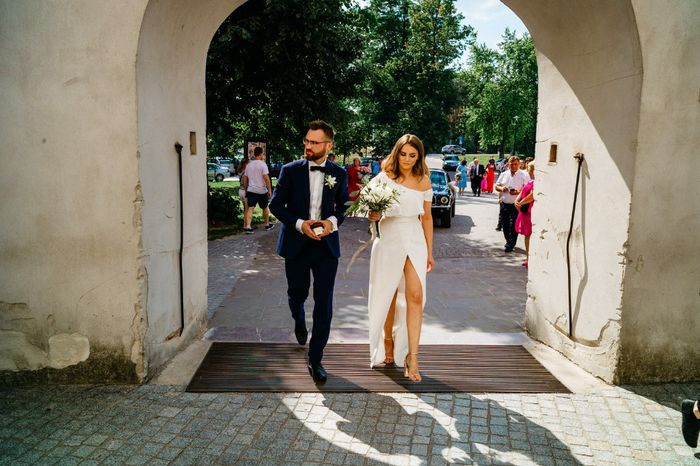 4 mariages pour 1 lune de miel.net - la robe. 3