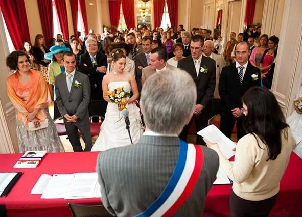 Ca fait (pas) mariage - uniquement la mairie. 1