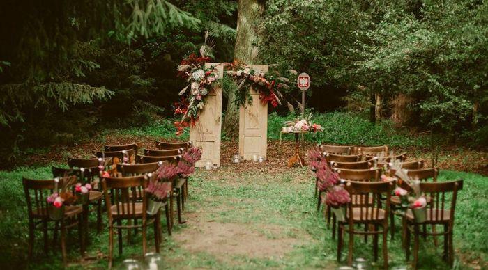 Bataille des mariées - 2 lieux. 2