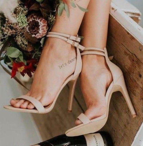 Bataille des mariées - 2 paires de chaussures... 1