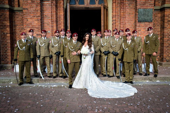 Bataille des mariées - 2 photos marié 1