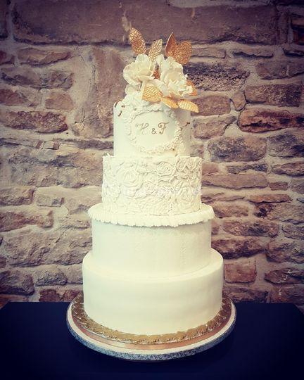 Mariage haut en couleur - doré 3