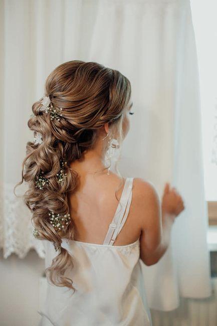 Bataille des marié(e)s - 2 coiffures 1