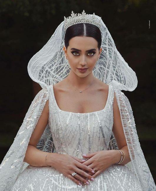 Bataille des mariées - 2 looks 2