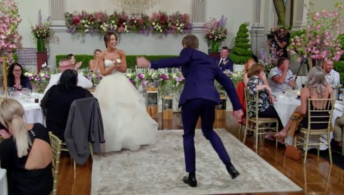 Married At First Sight : party ! 3