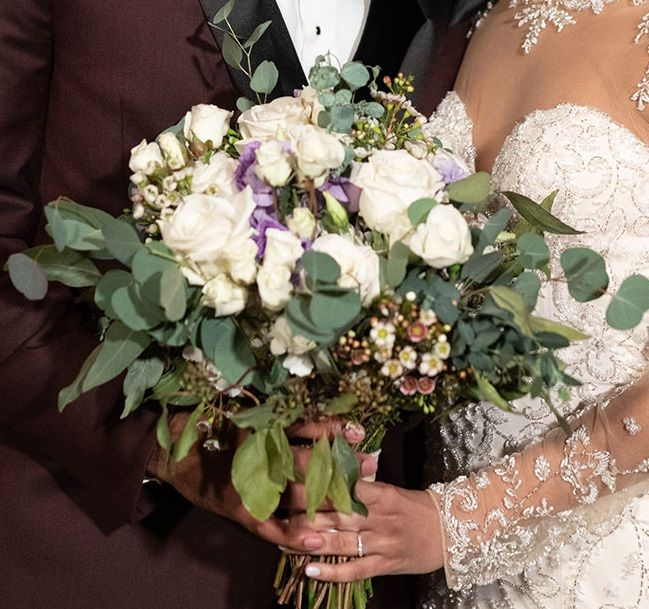 Married At First Sight : bouquets 1