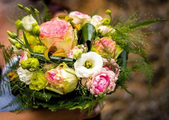 Trouvez l'intrus : mariage champêtre. 3