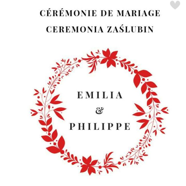 Mariage a l'église 1