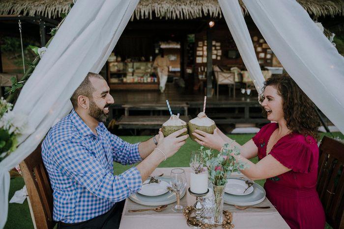 Elopement wedding : les activités 2