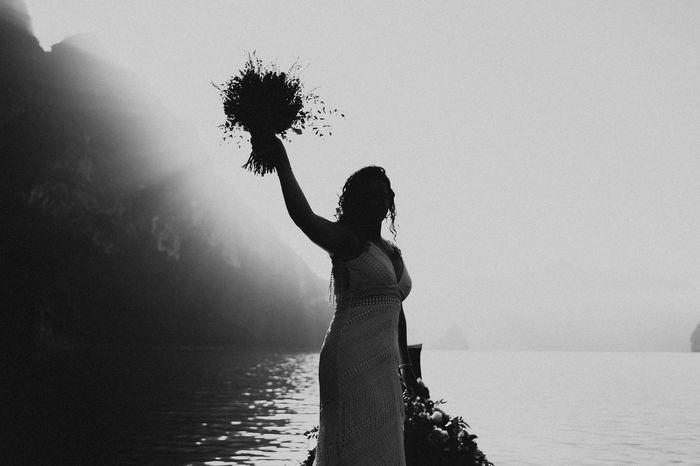Elopement wedding : la robe qui va avec 2
