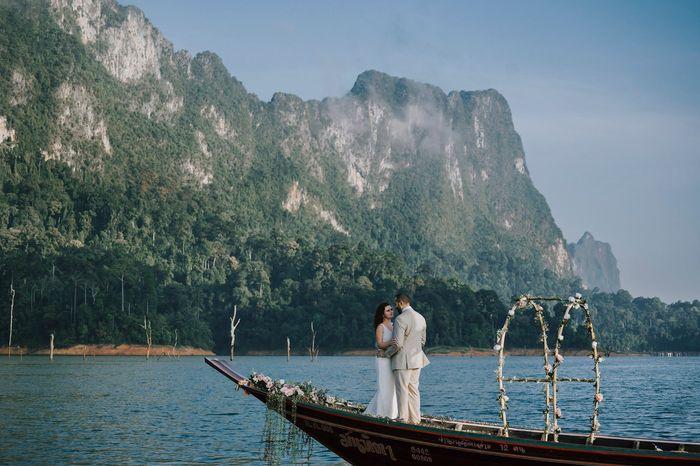 Elopement wedding : lieu de cérémonie 2
