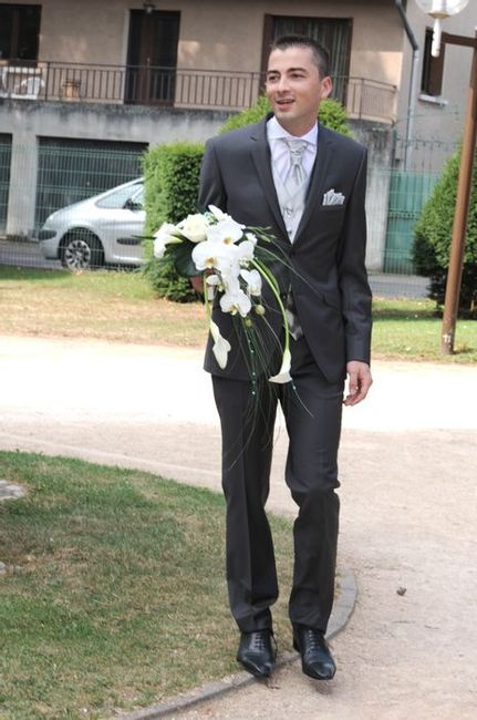 Voyage dans le temps 2 : costume marié. 2