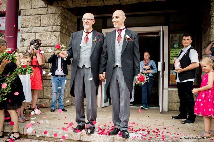 Voyage dans le temps 2 : costume marié. 4