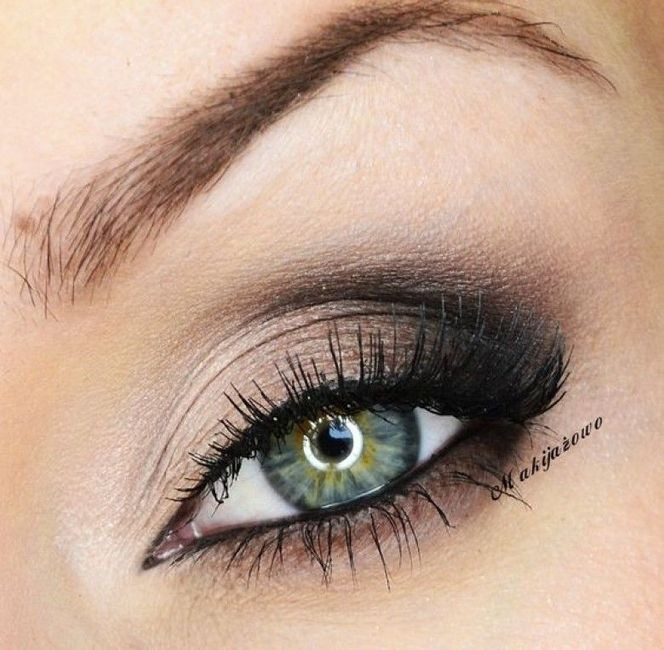 Maquillage yeux bleux 7