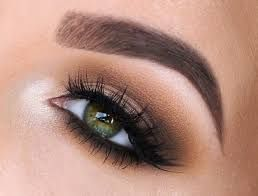 Maquillage yeux bleux 8