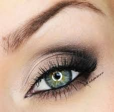 Maquillage yeux bleux 11