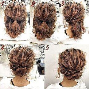 Coiffure cheveux épaule 11
