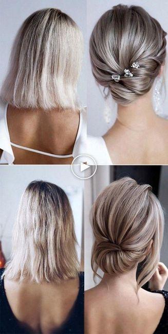 Coiffure cheveux épaule 15
