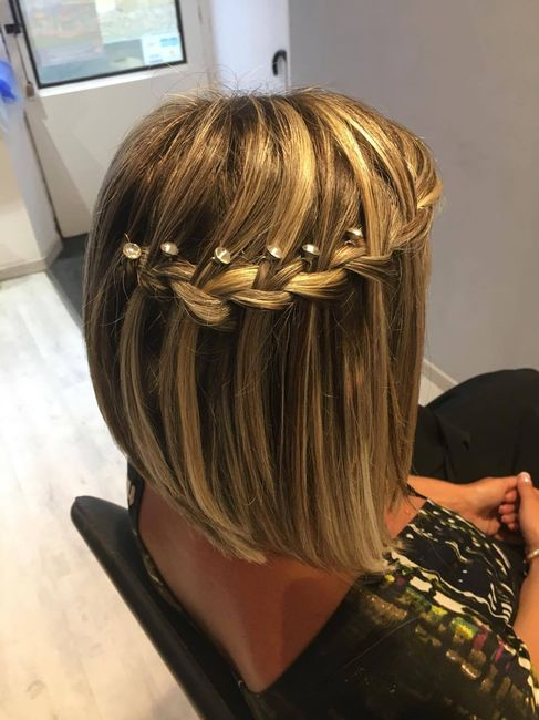 Coiffure cheveux épaule 16