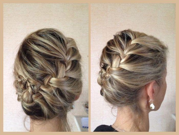 Coiffure cheveux épaule 17