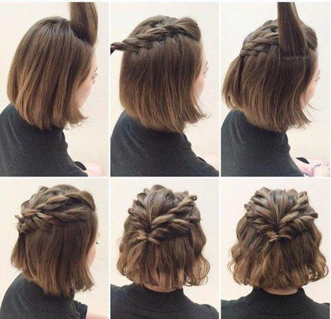 Coiffure cheveux épaule 19