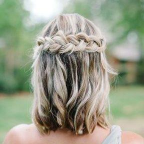 Coiffure cheveux épaule 20