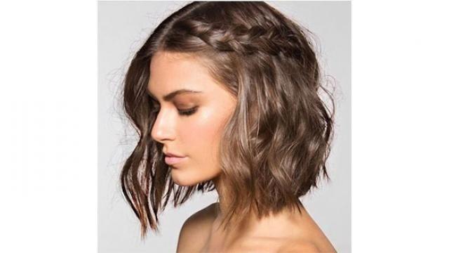 Coiffure cheveux épaule 22