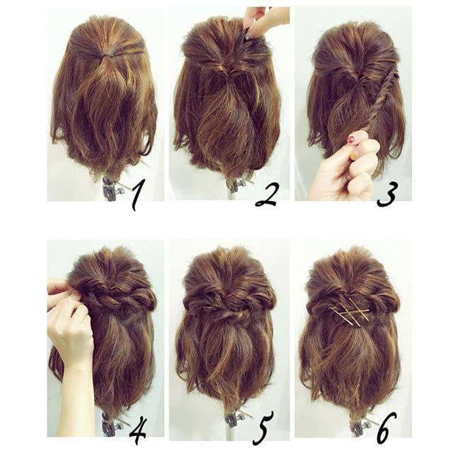 Coiffure cheveux épaule 23