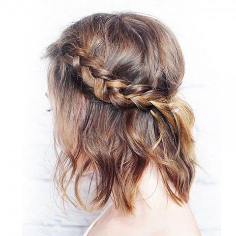 Coiffure cheveux épaule 31