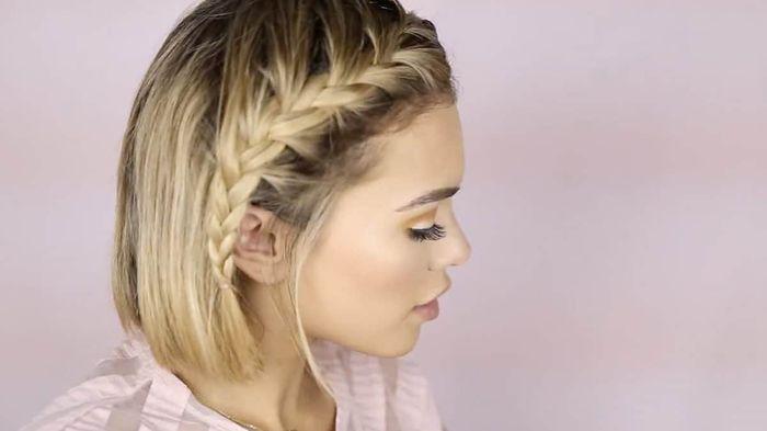 Coiffure cheveux épaule 32