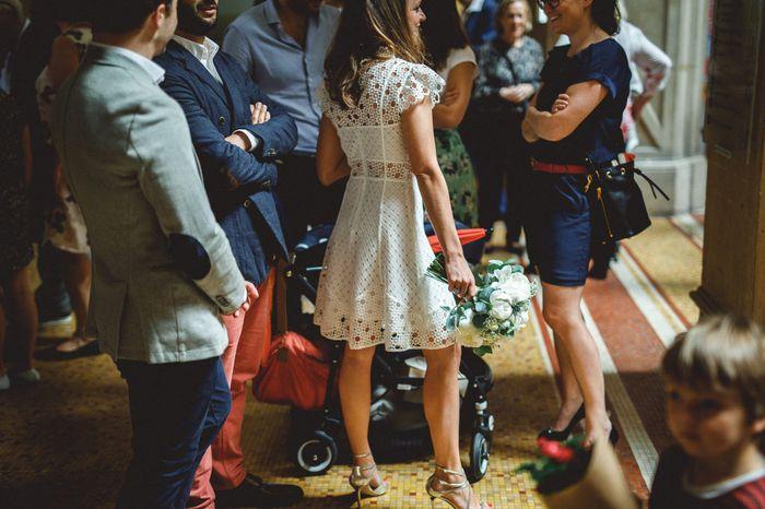 La plus belle mariée de Paris 2